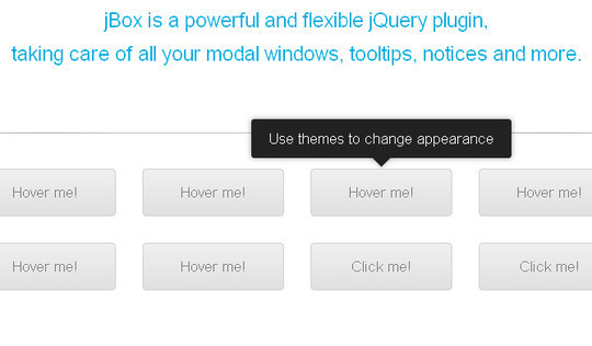 40 Fresh jQuery Plugins You Need To Check Out 16