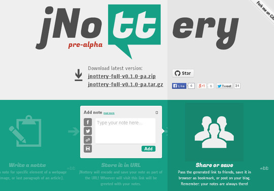 40 Fresh jQuery Plugins You Need To Check Out 4