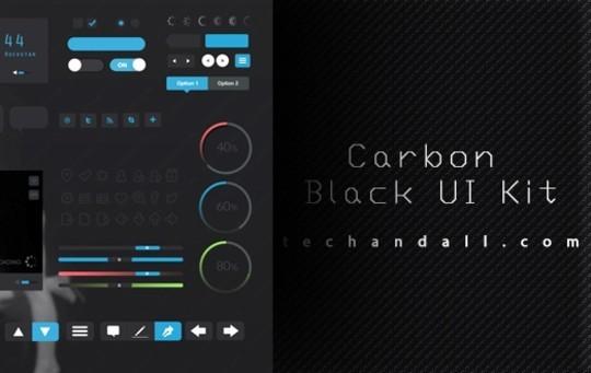 30 Really Useful Yet Free UI Design Kits 7