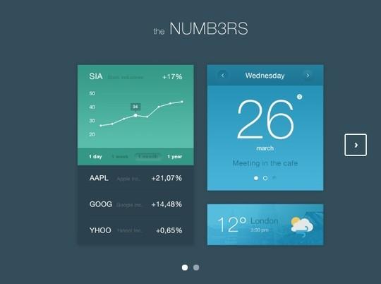 30 Really Useful Yet Free UI Design Kits 9