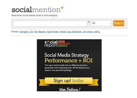 11 Free Tools To Monitor Your Brand Online 4