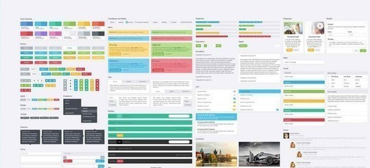 38 Free Web, Mobile UI Kits And Wireframe Templates 28