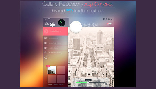 38 Free Web, Mobile UI Kits And Wireframe Templates 9
