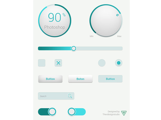 38 Free Web, Mobile UI Kits And Wireframe Templates 19