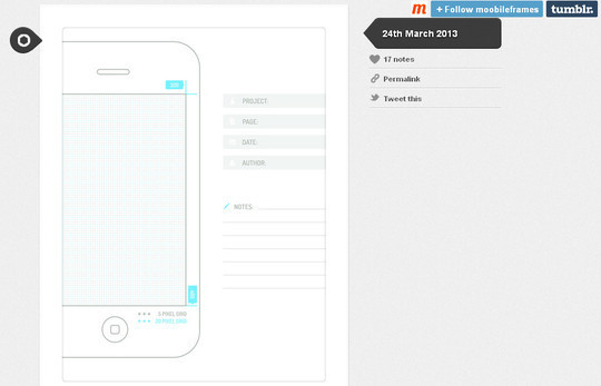 13 Sites For Free Wireframing Tools And Examples 12
