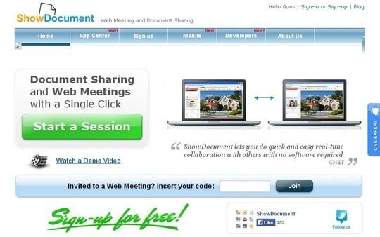 9 Free Web Conferencing Tools 8