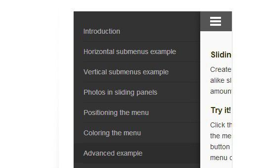 A Collection Of Useful jQuery CSS3 Navigation Menu Tutorials 15