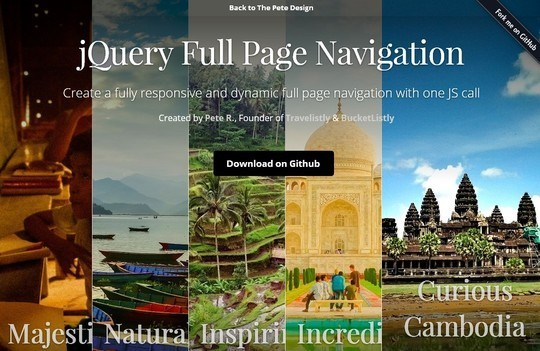 A Collection Of Useful jQuery CSS3 Navigation Menu Tutorials 296