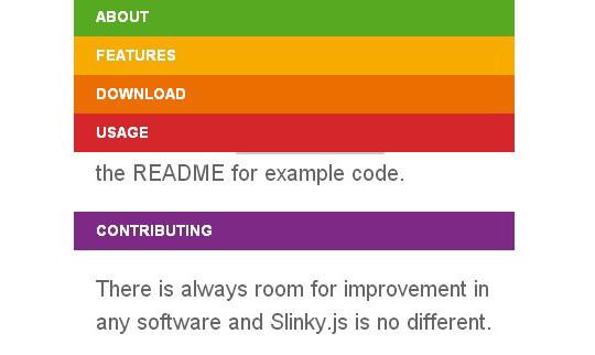 A Collection Of Useful jQuery CSS3 Navigation Menu Tutorials 9