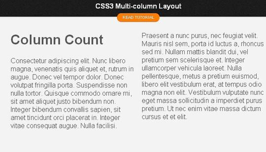 10 CSS3 Properties Tutorials 11