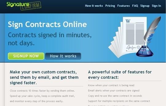 12 Useful Online Signature Maker Websites 2