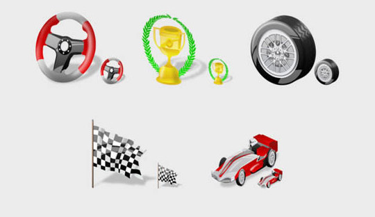 38 Superb Yet Free Sports & Games Icon Sets 27