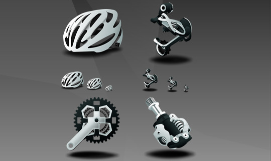 38 Superb Yet Free Sports & Games Icon Sets 12