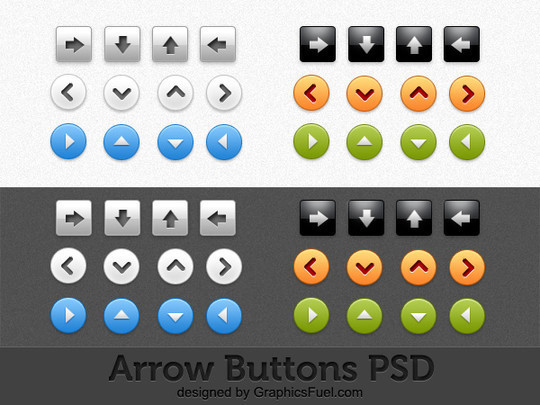 40 Free Web Design Buttons For Web Designers 34