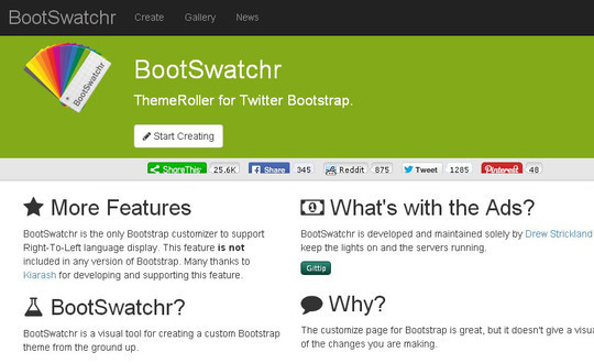 11 Bootstrap UI Editors For Developers 6