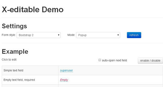 40 Extensions And Plugins For Extending Bootstrap 20
