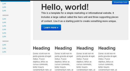 40 Extensions And Plugins For Extending Bootstrap 21
