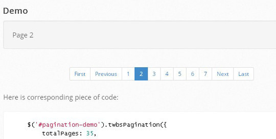 40 Extensions And Plugins For Extending Bootstrap 29