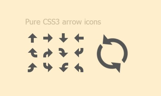 50 Free CSS-Only Icons And Buttons For Your Website Graphics 25