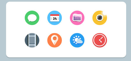 50 Free CSS-Only Icons And Buttons For Your Website Graphics 22