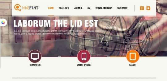 37 Free Bootstrap Joomla Themes 16
