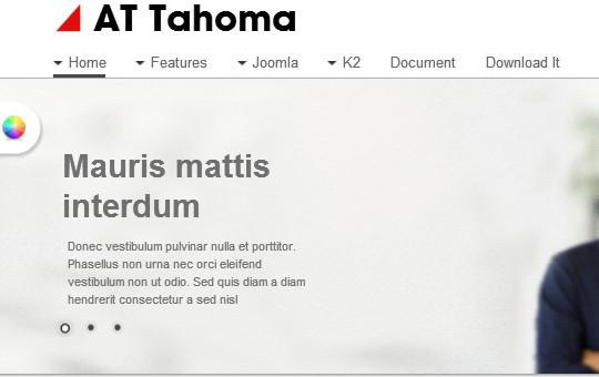 37 Free Bootstrap Joomla Themes 8