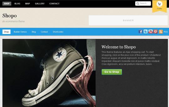 40 Killer Fresh WordPress Themes For Free Download 19