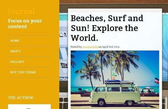 40 Killer Fresh WordPress Themes For Free Download 20