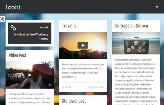 40 Killer Fresh WordPress Themes For Free Download 21