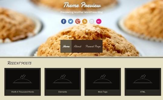 40 Killer Fresh WordPress Themes For Free Download 22