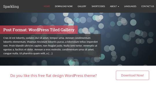 40 Killer Fresh WordPress Themes For Free Download 34