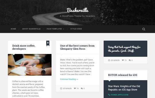 40 Killer Fresh WordPress Themes For Free Download 6