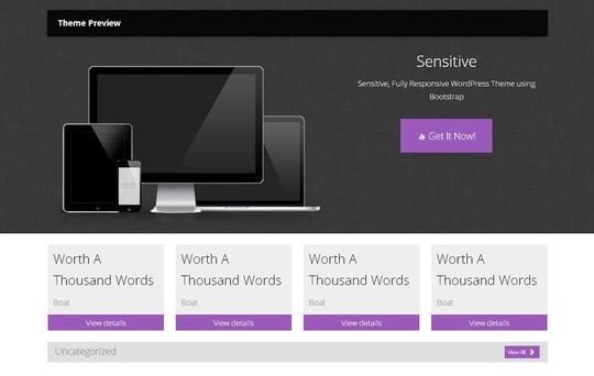40 Killer Fresh WordPress Themes For Free Download 35