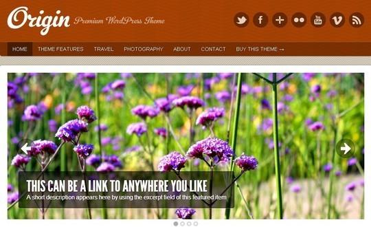 40 Killer Fresh WordPress Themes For Free Download 36