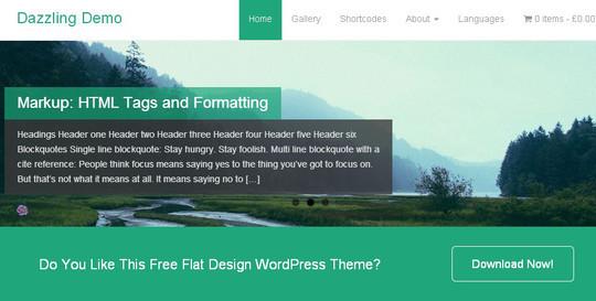 40 Killer Fresh WordPress Themes For Free Download 38