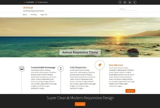 40 Killer Fresh WordPress Themes For Free Download 31