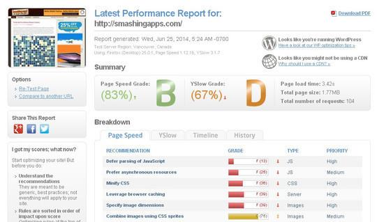 9 Best Online Speed Test Websites 45