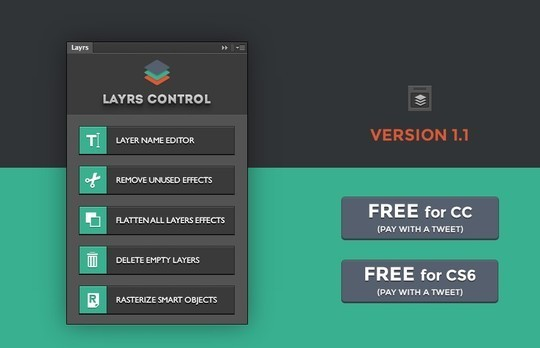 A Must-See Collection Of Powerful Yet Free Photoshop Tools & Plugins 24