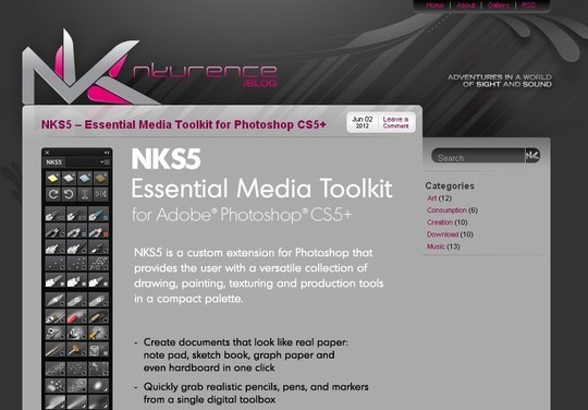 A Must-See Collection Of Powerful Yet Free Photoshop Tools & Plugins 33
