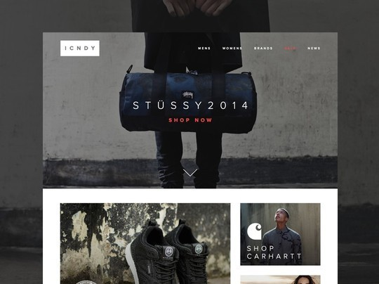 13 Free Ecommerce Templates In Photoshop Format 107