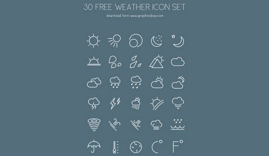 38 Beautiful Icons In PSD For Web Designers 18