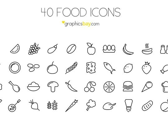 38 Beautiful Icons In PSD For Web Designers 19