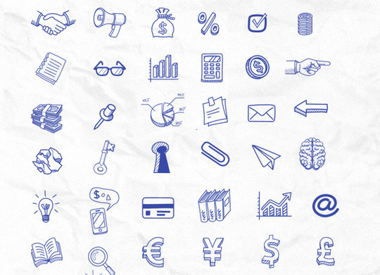 38 Beautiful Icons In PSD For Web Designers 22