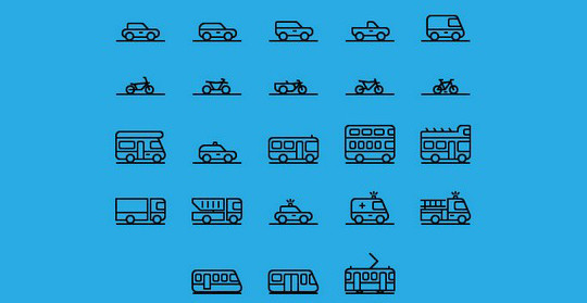 38 Beautiful Icons In PSD For Web Designers 9
