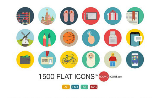38 Beautiful Icons In PSD For Web Designers 33