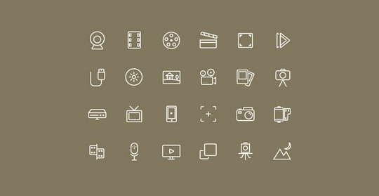 38 Beautiful Icons In PSD For Web Designers 39