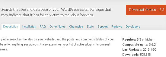 9 WordPress Security Plugins For Bloggers 3