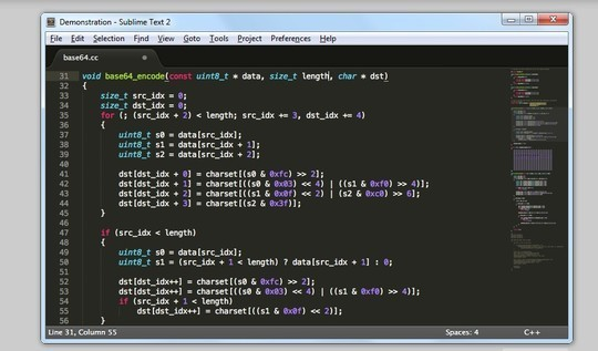 11 Sublime Text Plugins For Developers 3