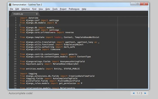11 Sublime Text Plugins For Developers 5