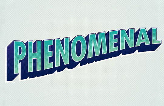 Awesomely Brilliant Adobe Illustrator Text Effects Tutorials 19